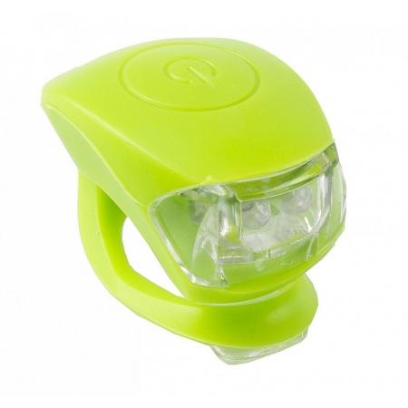 Světlo M-Wave sada blikaček Cobra IV led   zelená obr.[1]