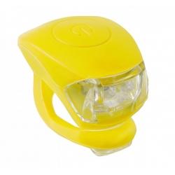 Světlo M-Wave sada blikaček Cobra IV led | žlutá obr.[1]
