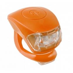 Světlo M-Wave sada blikaček Cobra IV led | oranžová obr.[1]