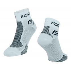 Ponožky Force 1 | bílo-černé obr.[1]