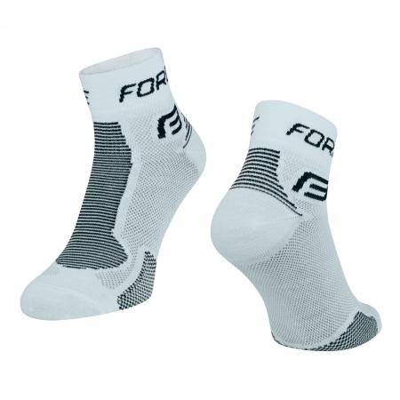 Ponožky Force 1   bílo-černé obr.[1]