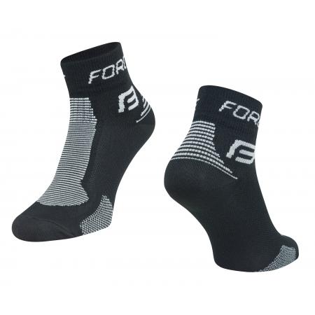 Ponožky Force 1 | černo-šedé obr.[1]