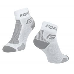 Ponožky Force 1 | bílo-šedé obr.[1]