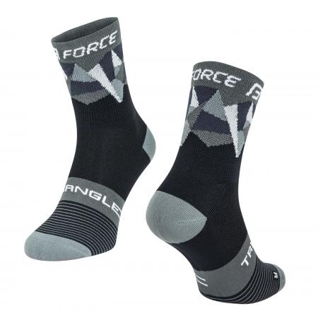 Ponožky Force Triangle | černo-šedé obr.[1]