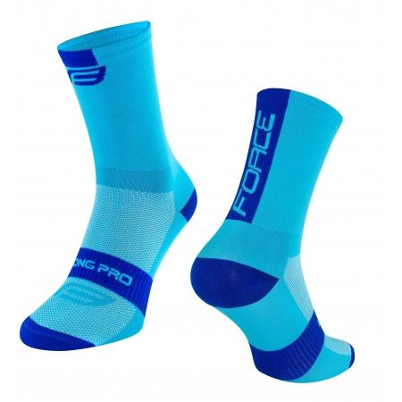 Ponožky Force Long Pro | modré obr.[1]