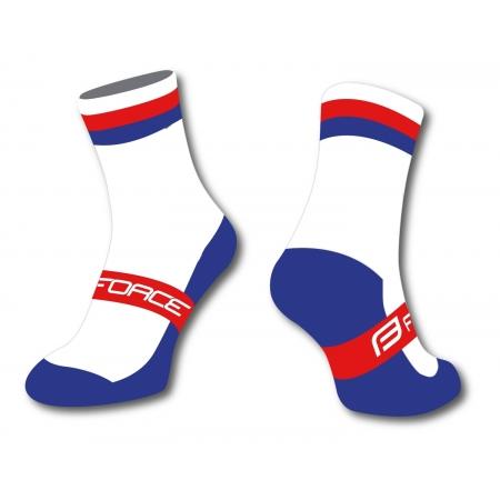 Ponožky Force Flag | Česko obr.[1]