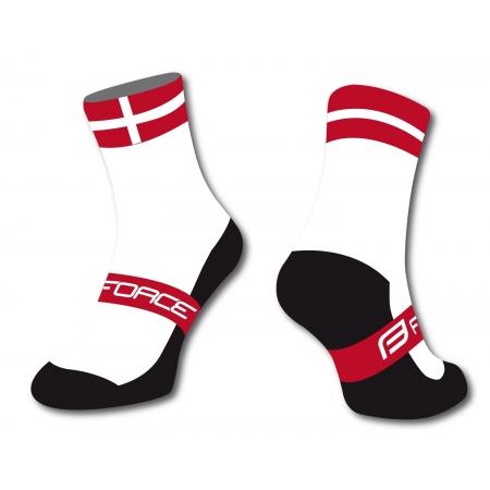 Ponožky Force Flag | Dánsko obr.[1]