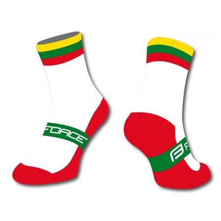 Ponožky Force Flag | Litva obr.[1]