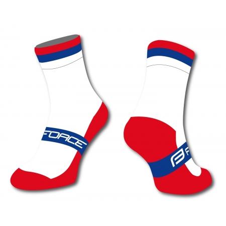Ponožky Force Flag | Srbsko obr.[1]
