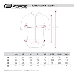 Dres Force TEAM PRO | krátký rukáv | černo-šedý obr.[3]