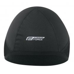 Čepice pod přilbu Force FREEZE zimní | černá obr.[2]