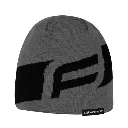 Čepice zimní Force DWARF pletená | černo-šedá obr.[1]
