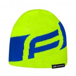 Čepice zimní Force DWARF pletená | fluo-modrá obr.[1]