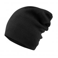 Čepice jaro/podzim Force PIXIE pletená | černá obr.[1]