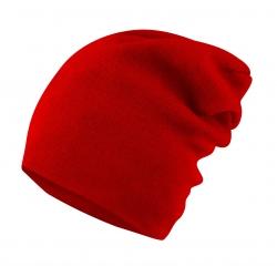 Čepice jaro/podzim Force PIXIE pletená | červená obr.[1]