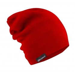 Čepice jaro/podzim Force PIXIE pletená | červená obr.[2]