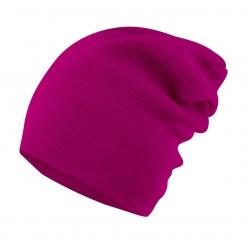 Čepice jaro/podzim Force PIXIE pletená | růžová obr.[1]