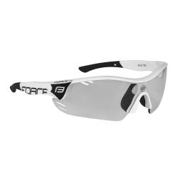 Brýle FORCE RACE PRO | bílo-černé | fotochromatická obr.[1]