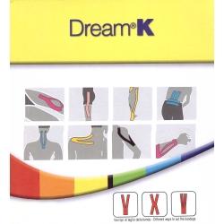Páska tejpovací SIXTUS DREAM-K TAPE | béžová obr.[2]