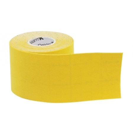 Páska tejpovací SIXTUS DREAM-K TAPE | žlutá obr.[1]