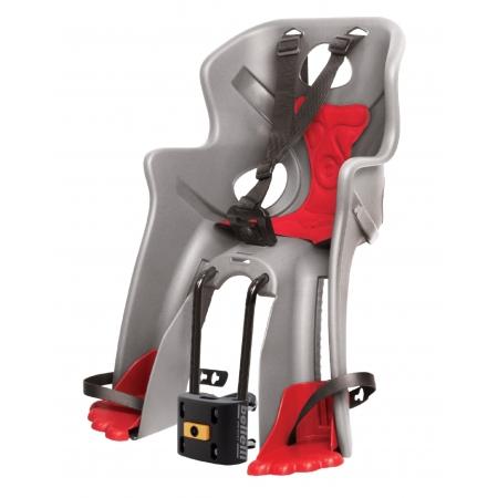 sedačka RABBIT B-FIX přední stříbrno-červená obr.[1]