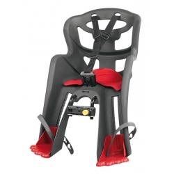 sedačka TATOO HANDLEFIX přední šedo-červená obr.[1]