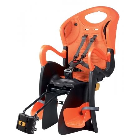 sedačka TIGER RELAX B-FIX zadní černo-oranžová obr.[1]