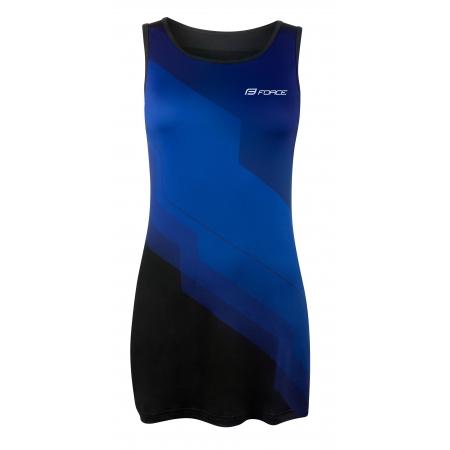Šaty sportovní FORCE ABBY | modro-černé obr.[1]