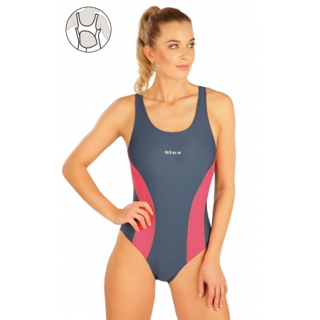 Jednodílné sportovní plavky Art.63542 obr.[1]