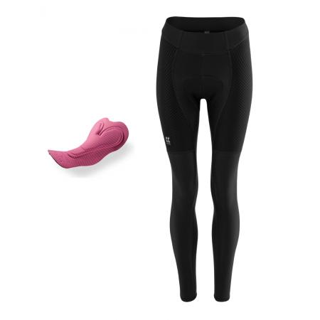 PURE Z | Zateplené kalhoty + sedlo | černé | DÁMSKÉ obr.[1]