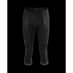 PURE Z | 3/4 kalhoty | černé obr.[1]