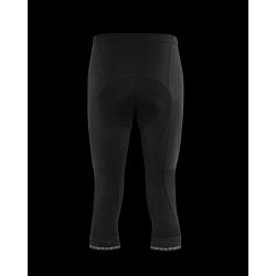 PURE Z   3/4 zateplené kalhoty   černé obr.[2]