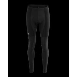 PURE Z | Zateplené kalhoty | černé obr.[1]