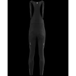 PURE Z | Zateplené kalhoty se šlemi + sedlo | černé obr.[2]