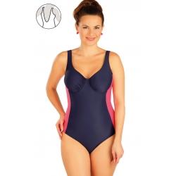 Jednodílné plavky s kosticemi Art.63476 obr.[1]
