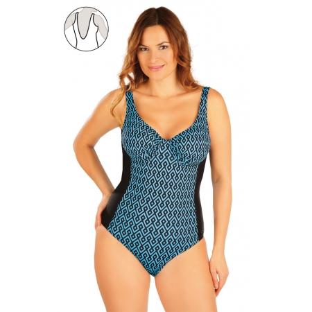 Jednodílné plavky s kosticemi Art.63040 obr.[1]