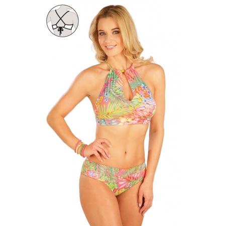 Plavky top s vyjímatelnou výztuží Art.63168 obr.[1]