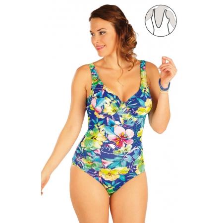 Jednodílné plavky s kosticemi Art.63247 obr.[1]