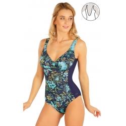 Jednodílné plavky s kosticemi Art.63323 obr.[1]