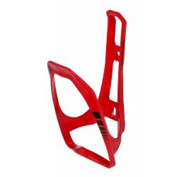 Košík láhve FORCE LIMIT plastový | červený lesklý obr.[1]