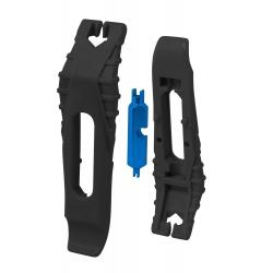 Montážní páky FORCE s klíčem na ventilky | plast/Al obr.[2]