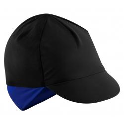 Čepička s kšiltem FORCE BRISK zimní | černo-modrá obr.[1]