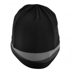 Čepička s kšiltem FORCE BRISK zimní | černo-šedá obr.[3]