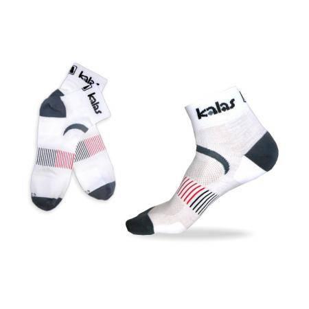 ACC RACE ponožky SILVER bílé