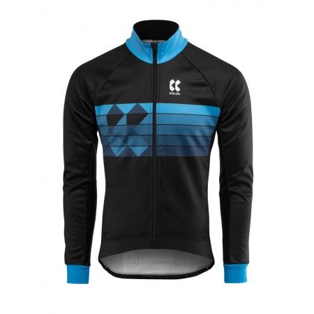 MOTION Z | Zimní bunda | černá/modrá obr.[1]