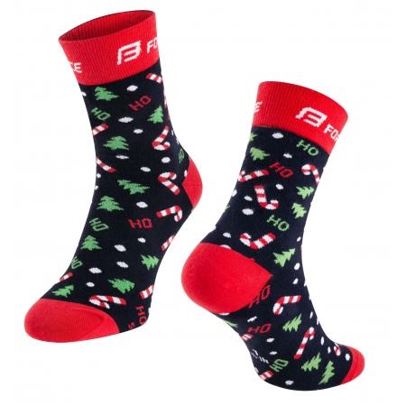 Ponožky FORCE X-MAS obr.[1]