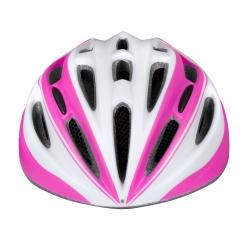 Přilba FORCE TERY | bílo-růžová obr.[3]