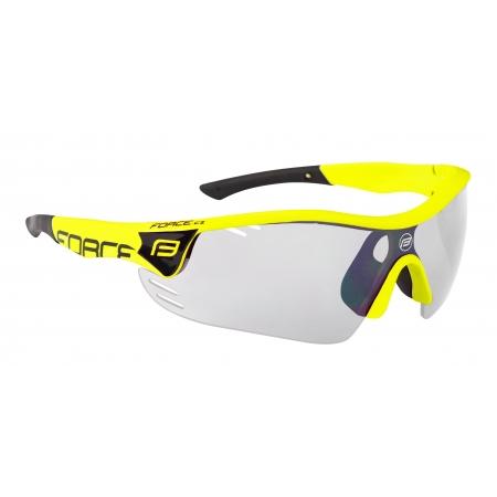 Brýle FORCE RACE PRO fluo | fotochromatická skla obr.[1]
