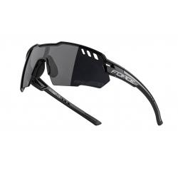 Brýle FORCE AMOLEDO černo-šedé | černé skla obr.[1]