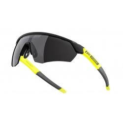 Brýle FORCE ENIGMA černo-fluo matné | černá skla obr.[1]